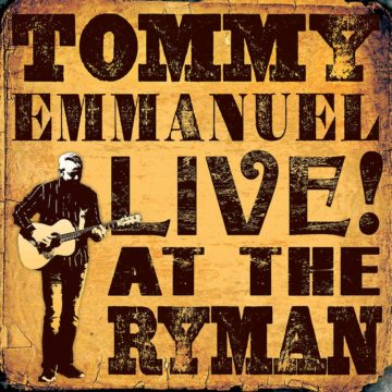 Live! At The Ryman